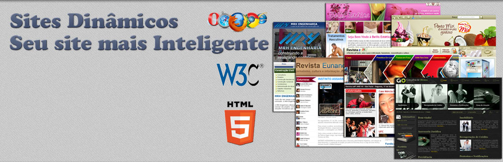 Desenvolvimento de Sites e Web Design